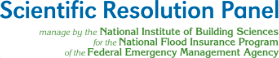 Scientific Resolution Panel (SRP) - managed by the National Institute of Building Sciences for the National Flood Insurance Program